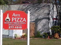 Arte Pizza, Fernandina Beach, Florida