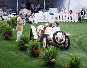 Amelia Island Concours d'Elegance (held in March) in Northeast Florida