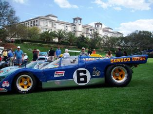 Amelia Island Concous d'Elegance Elite Collector Auto Show, at Ritz-Carlton and Golf Club of Amelia, Summer Beach
