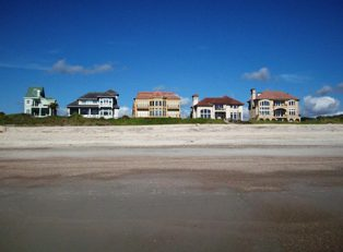 Oceanfront Homes, Amelia Island Plantation, Florida