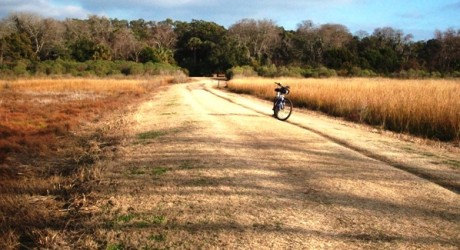 Take Hike or Bike Ride in Egans Greenway