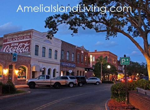 BRIGHT IDEA: Nights of Lights Festival? Imagine Fernandina Buildings Outlined in White Lights