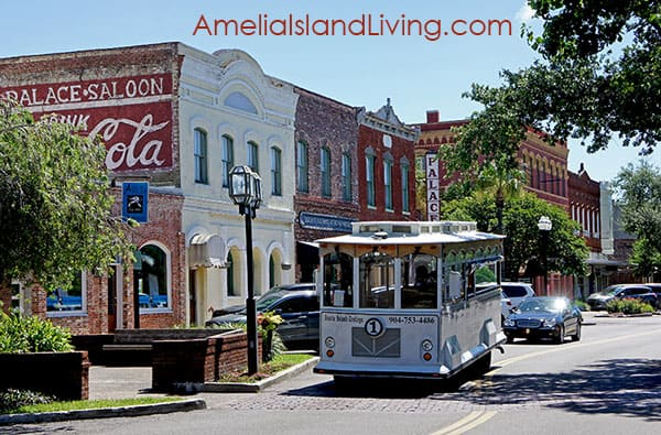 Historic Centre Street, Fernandina Beach, Florida