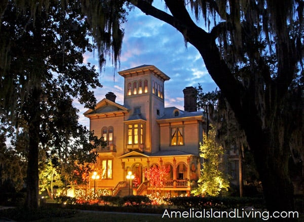 Fernandina's Fairbanks House