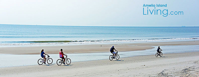 Low Tide Ride, Amelia Island Beach Bike Riders