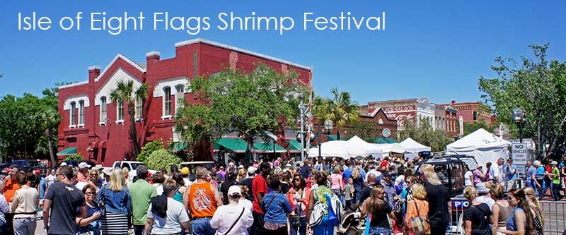 Isle of Eight Flags Shrimp Festival Fernandina Beach