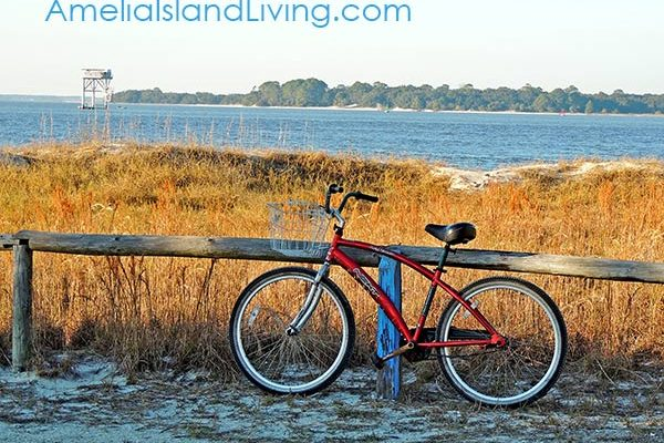 Ride Bikes At Fort Clinch State Park (Pictured, Riverfront)