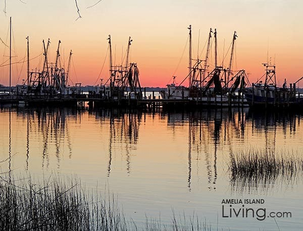 Shrimp Festival Celebrated in Fernandina (Birthplace of Modern Shrimping Industry in America)