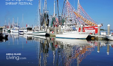 Fernandina Harbor Shrimp Boats, Isle of Eight Flags Shrimp Festival