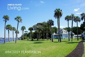 Tour Kingsley Plantation in Northeast Florida on Fort George River