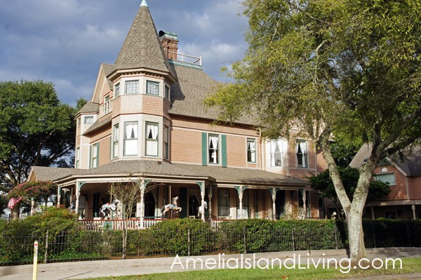 The Florida House Amelia Island