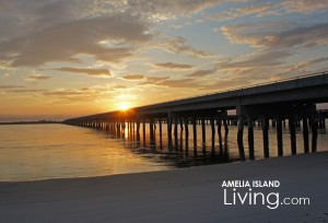 Bridge Over Nassau Sound, Amelia Island's Southern Shoreline