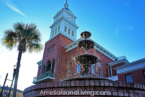 Fernandina's Victorian-era Courthouse, Centre Street Historic District photo
