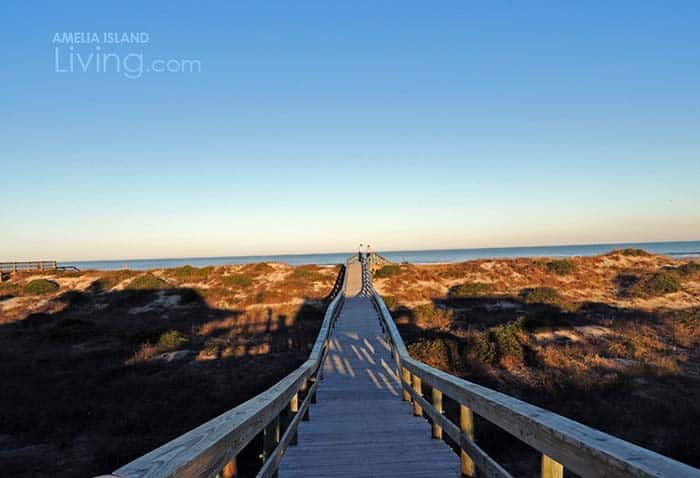 Peters Point Beach Park, Amelia Island, Florida