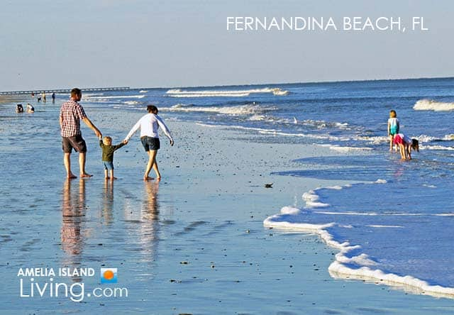 Family Time Seaside in Fernandina Beach, Florida on Atlantic Coast
