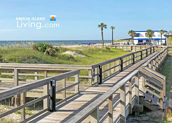 City of Fernandina's Main Beach Park