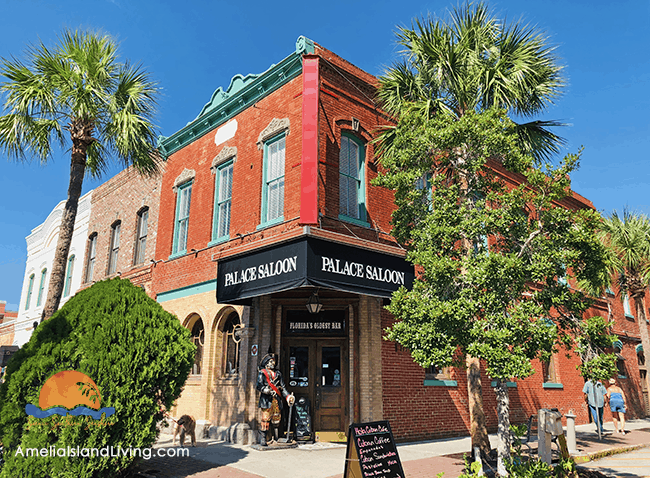 Palace Saloon, Historic District, Fernandina Beach
