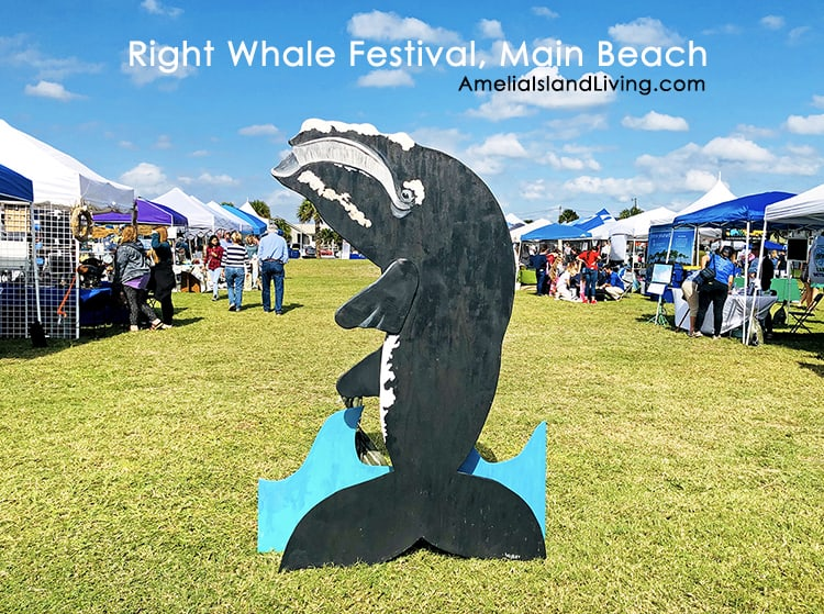 Fernandina Beach Right Whale Festival Main Beach Amelia Island, Florida