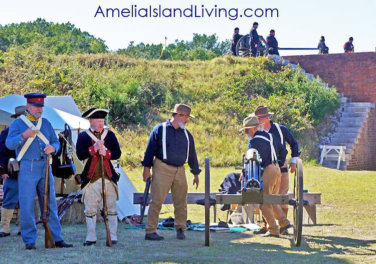 fort-clinch-veterans-tribute-history-american-soldier