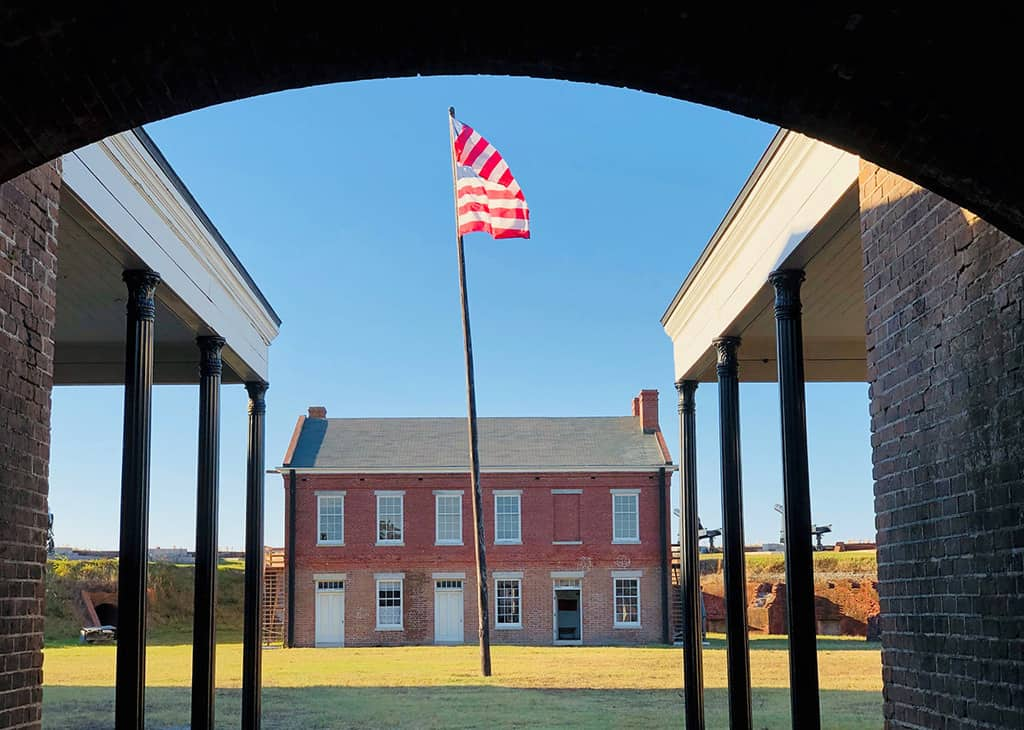 Fort-clinch-parade-grounds-amelia-island-living-magazine