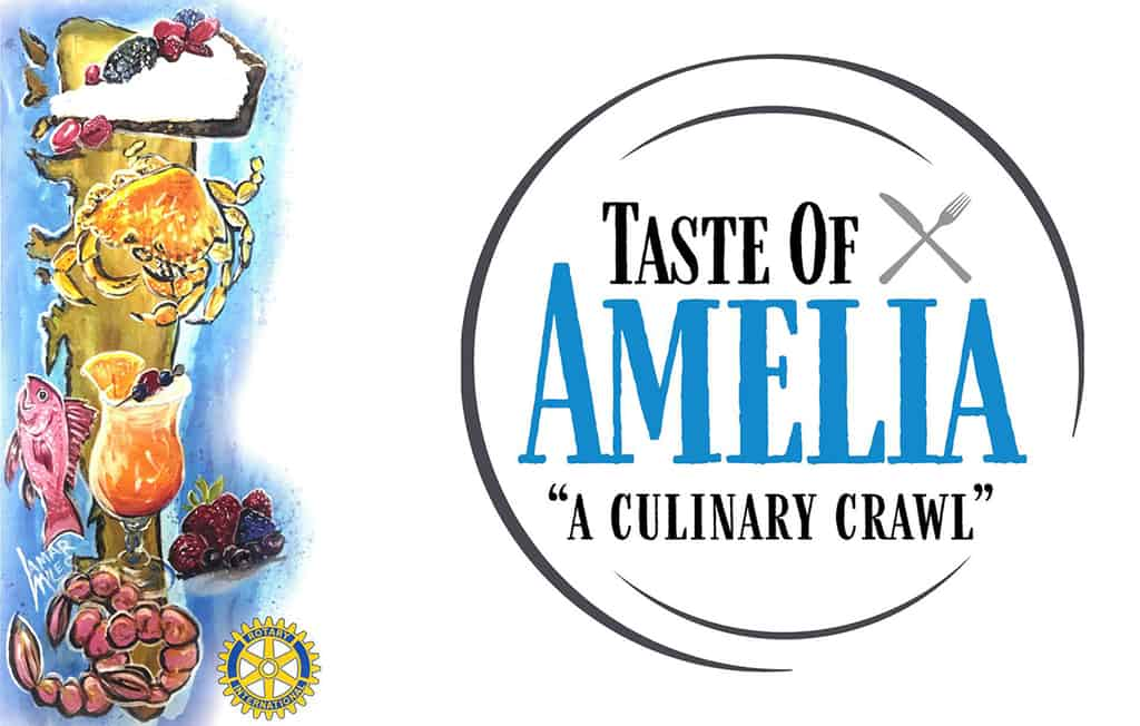 Taste of Amelia Culinary Crawl Downtown Fernandina Beach